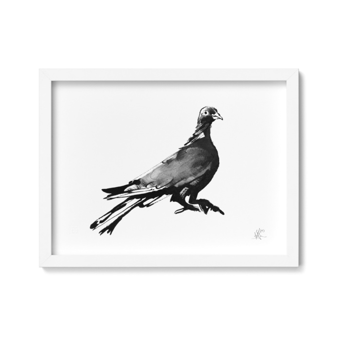 dove art print by teemu jarvi