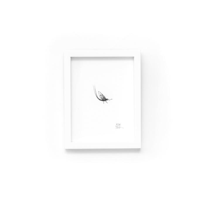 may fly art print by teemu jarvi