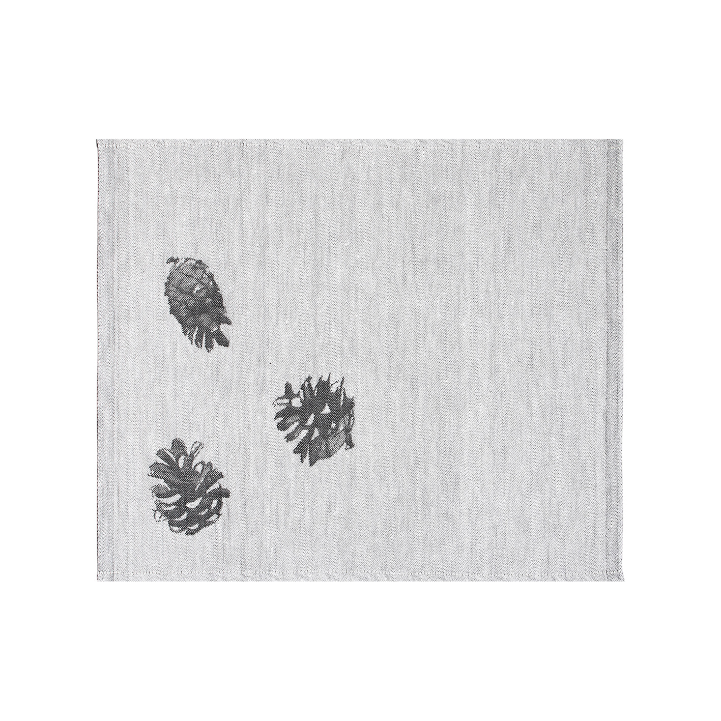Pine cone place mat