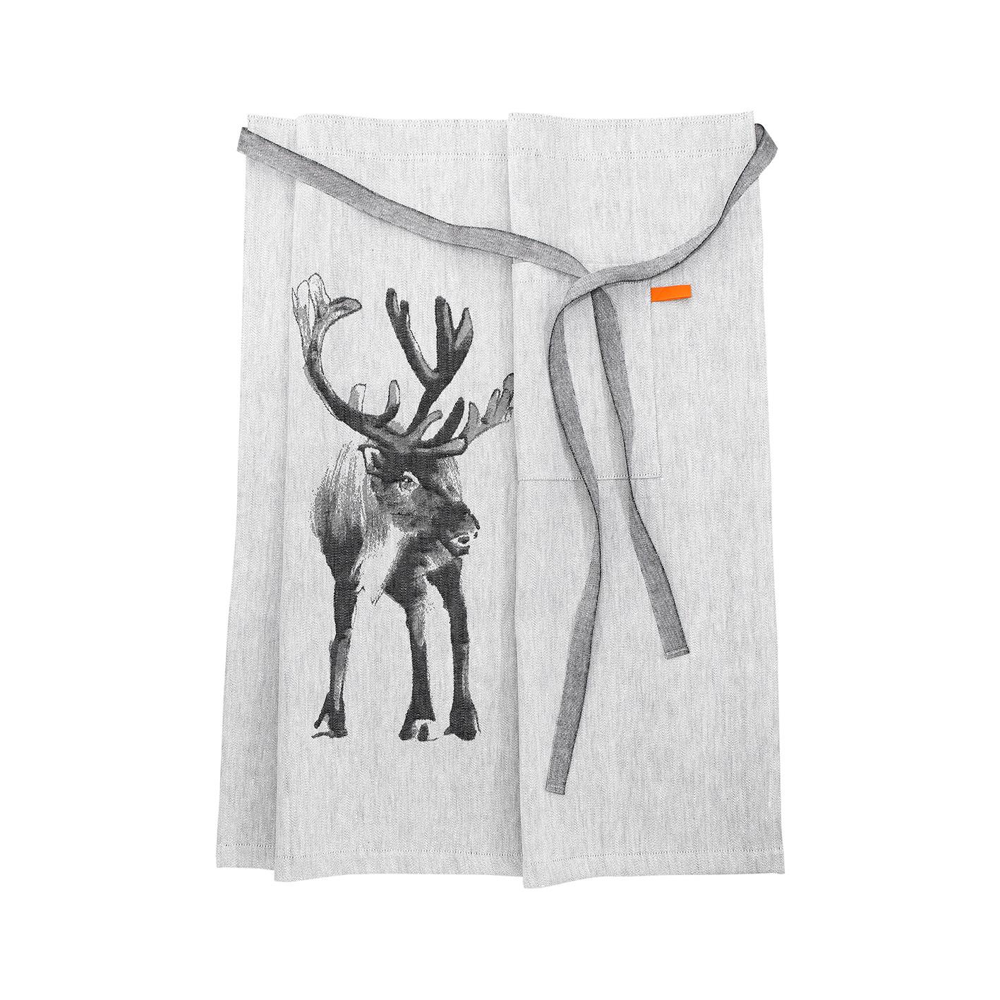 Reindeer apron