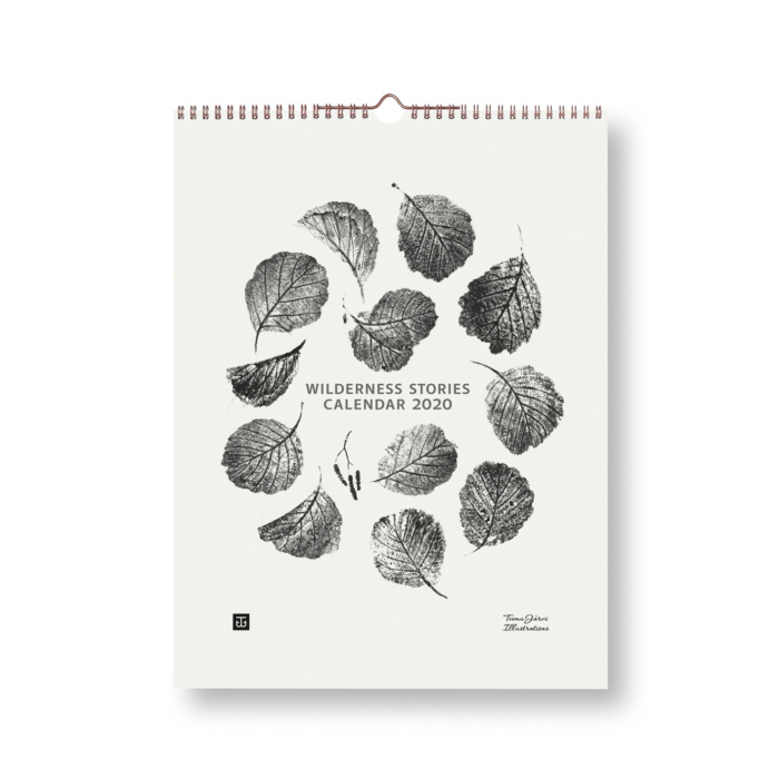 A wall calendar that celebrates the delicate beauty of wilderness every month!