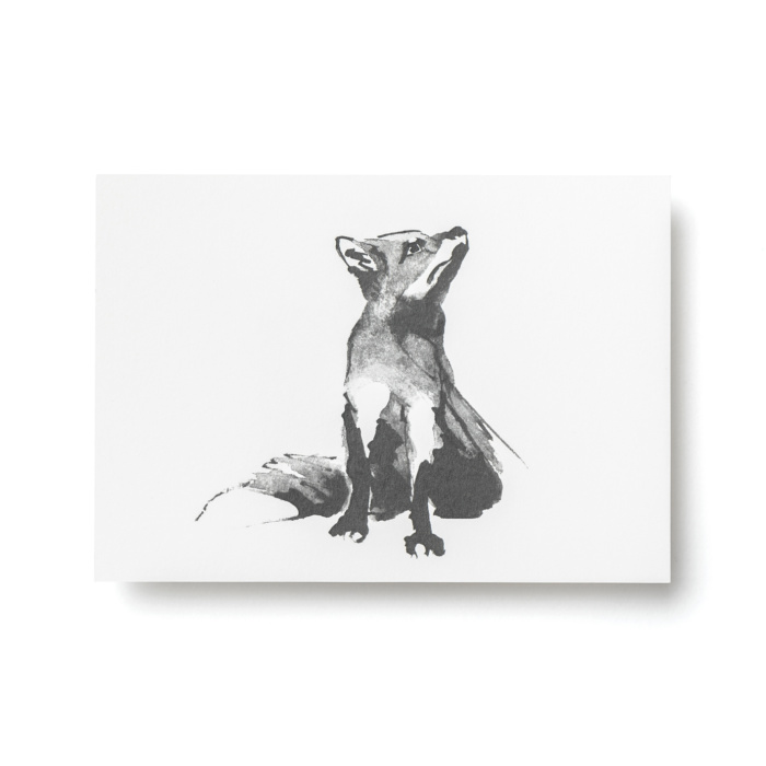fox post card art by teemu järvi