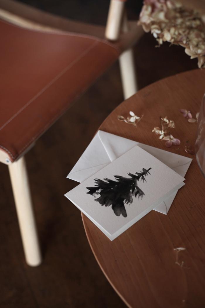 hiding hare postcard art print by teemu jarvi