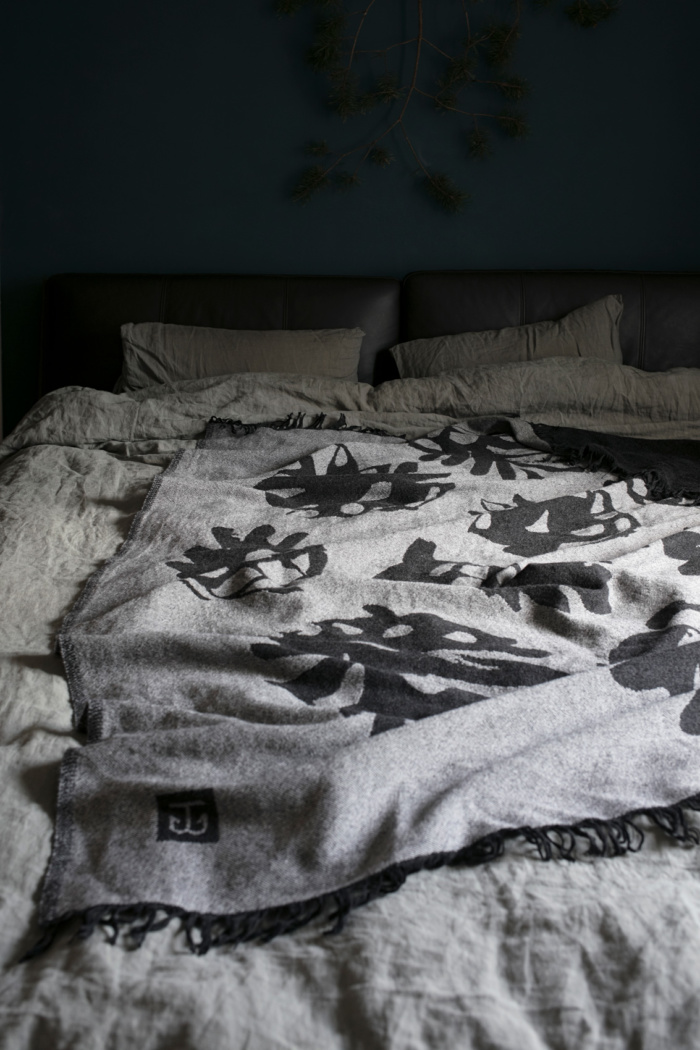 conifer wool blanket teemu jarvi x lapuan kankurit