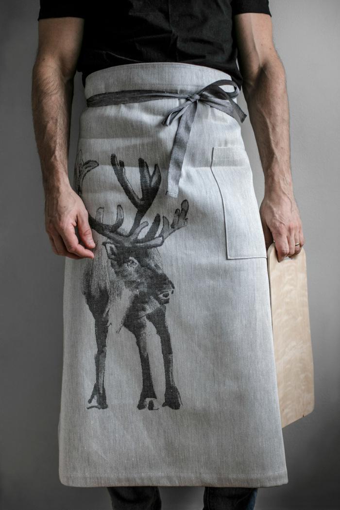 reindeer apron teemu jarvi x lapuan kankurit