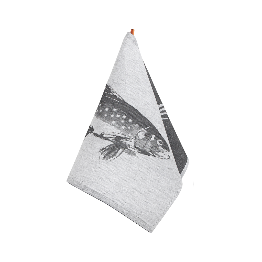 Arctic Char tea towel