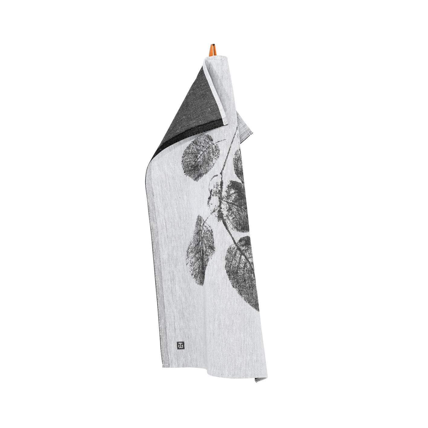 Goat willow tea towel