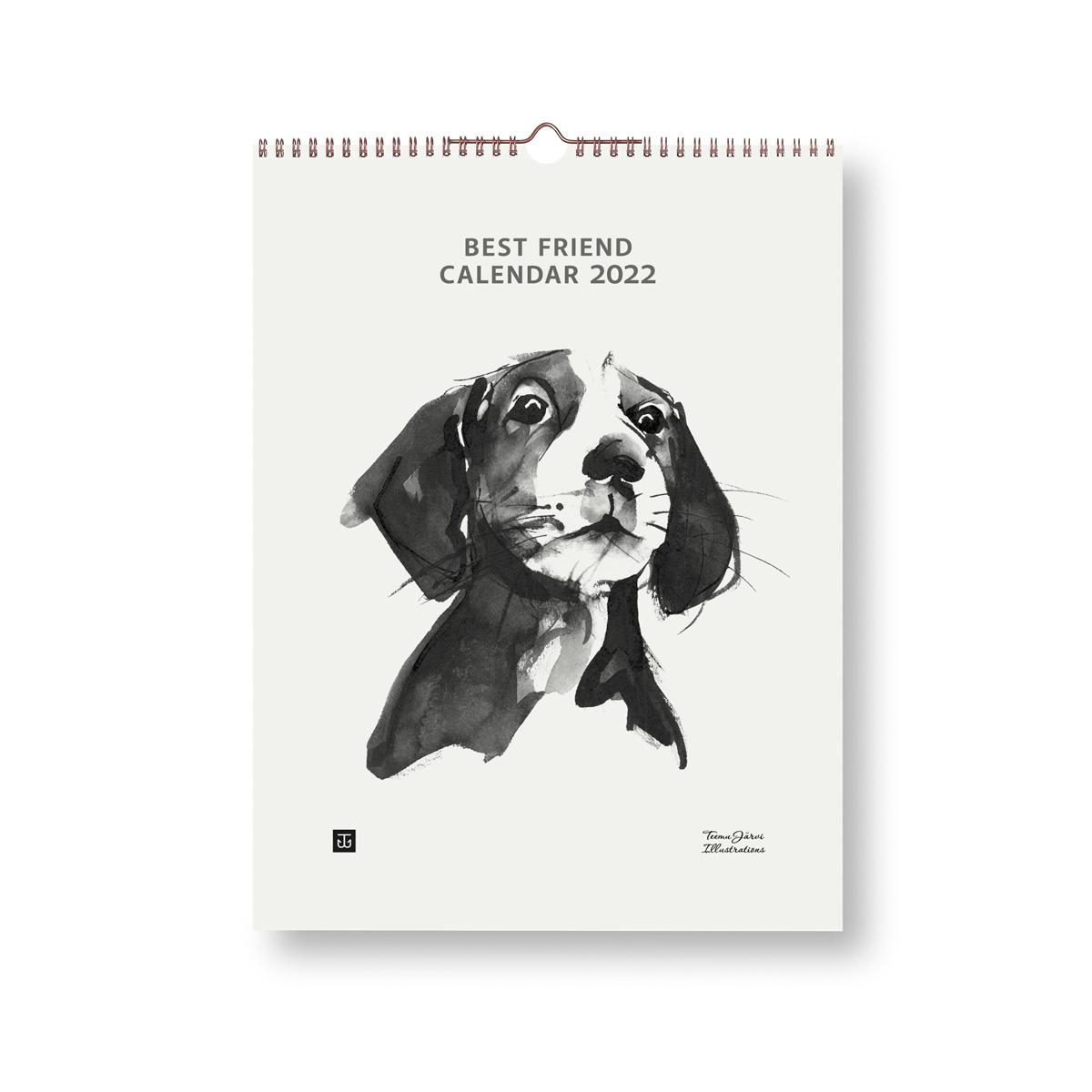 Best Friend calendar